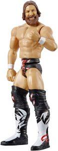Figura de Daniel Bryan de Mattel 2 - Muñecos de Daniel Bryan - Figuras coleccionables de luchadores de WWE