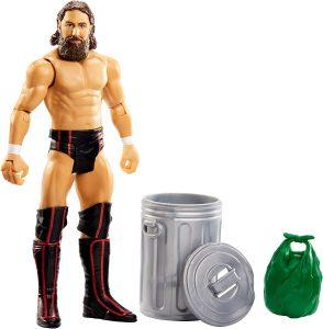 Figura de Daniel Bryan de Mattel 3 - Muñecos de Daniel Bryan - Figuras coleccionables de luchadores de WWE