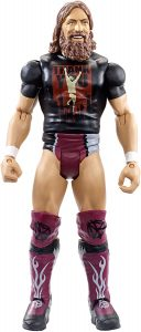 Figura de Daniel Bryan de Mattel 4 - Muñecos de Daniel Bryan - Figuras coleccionables de luchadores de WWE