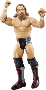 Figura de Daniel Bryan de Mattel 7 - Muñecos de Daniel Bryan - Figuras coleccionables de luchadores de WWE