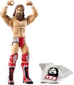 Figura de Daniel Bryan de Mattel 8 - Muñecos de Daniel Bryan - Figuras coleccionables de luchadores de WWE