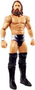 Figura de Daniel Bryan de Mattel - Muñecos de Daniel Bryan - Figuras coleccionables de luchadores de WWE