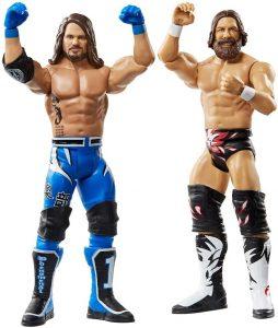 Figura de Daniel Bryan de Mattel y Aj Styles - Muñecos de Daniel Bryan - Figuras coleccionables de luchadores de WWE