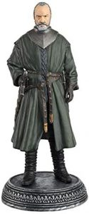 Figura de Davos Seaworth de Juego de Tronos de Eaglemoss - Muñecos de Juego de tronos de Davos Seaworth - Figuras coleccionables de Davos Seaworth de Game of Thrones