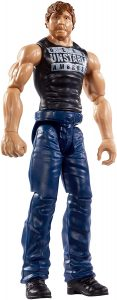 Figura de Dean Ambrose de Mattel 0 - Muñecos de Dean Ambrose - Figuras coleccionables de luchadores de WWE