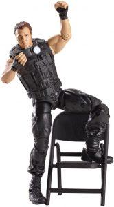 Figura de Dean Ambrose de Mattel 12 - Muñecos de Dean Ambrose - Figuras coleccionables de luchadores de WWE