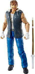 Figura de Dean Ambrose de Mattel 13 - Muñecos de Dean Ambrose - Figuras coleccionables de luchadores de WWE