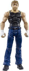 Figura de Dean Ambrose de Mattel 14 - Muñecos de Dean Ambrose - Figuras coleccionables de luchadores de WWE