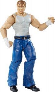 Figura de Dean Ambrose de Mattel 2 - Muñecos de Dean Ambrose - Figuras coleccionables de luchadores de WWE