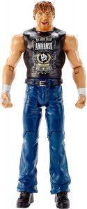 Figura de Dean Ambrose de Mattel 3 - Muñecos de Dean Ambrose - Figuras coleccionables de luchadores de WWE
