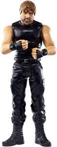 Figura de Dean Ambrose de Mattel 4 - Muñecos de Dean Ambrose - Figuras coleccionables de luchadores de WWE