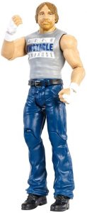 Figura de Dean Ambrose de Mattel 5 - Muñecos de Dean Ambrose - Figuras coleccionables de luchadores de WWE