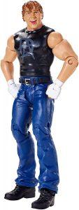 Figura de Dean Ambrose de Mattel 7 - Muñecos de Dean Ambrose - Figuras coleccionables de luchadores de WWE