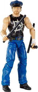 Figura de Dean Ambrose de Mattel 8 - Muñecos de Dean Ambrose - Figuras coleccionables de luchadores de WWE