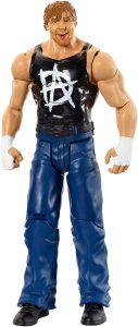 Figura de Dean Ambrose de Mattel - Muñecos de Dean Ambrose - Figuras coleccionables de luchadores de WWE