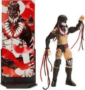Figura de Demon Finn Balor de Mattel 2 - Muñecos de Finn Balor - Figuras coleccionables de luchadores de WWE