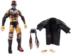 Figura de Demon Finn Balor de Mattel 4 - Muñecos de Finn Balor - Figuras coleccionables de luchadores de WWE