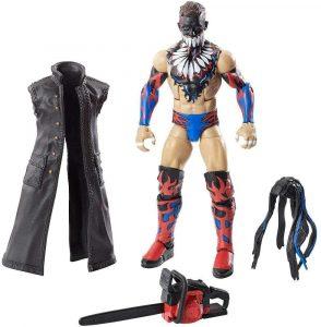 Figura de Demon Finn Balor de Mattel 5 - Muñecos de Finn Balor - Figuras coleccionables de luchadores de WWE