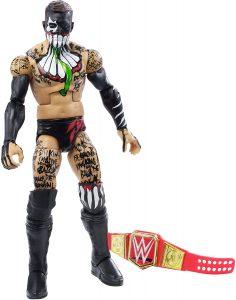 Figura de Demon Finn Balor de Mattel 7 - Muñecos de Finn Balor - Figuras coleccionables de luchadores de WWE