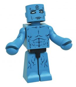 Figura de Doctor Manhattan de Watchmen de Diamond - Figuras coleccionables de Watchmen - Muñecos de Watchmen
