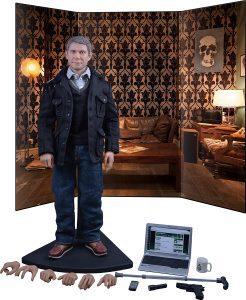 Figura de Dr. John Watson de Big Chief Studios - Muñecos de Sherlock - Figuras coleccionables de Sherlock Holmes