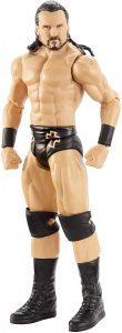 Figura de Drew McIntyre de Mattel - Muñecos de Drew McIntyre - Figuras coleccionables de luchadores de WWE