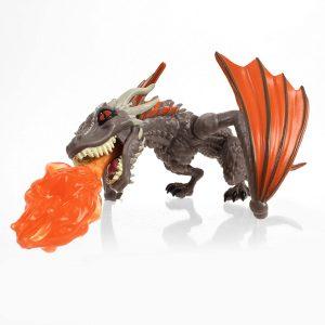 Figura de Drogon de Juego de Tronos de The Loyal Subjects - Muñecos de Juego de tronos de Drogon - Figuras coleccionables de los Dragones de Juego de Tronos