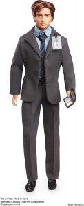 Figura de Fox Mulder de Expediente X de Mattel - Muñecos de Expediente X - X Files - Figuras coleccionables de Expediente X