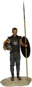 Figura de Gusano Gris de Juego de Tronos de Dark Horse - Muñecos de Juego de tronos de Gusano Gris - Figuras coleccionables de Gusano Gris de Game of Thrones