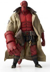 Figura de Hellboy de 1000Toys - Muñecos de Hellboy - Figuras coleccionables de Hellboy