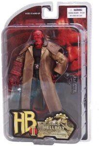 Figura de Hellboy de Collectibles - Muñecos de Hellboy - Figuras coleccionables de Hellboy