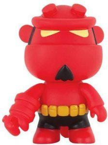 Figura de Hellboy de Dark Horse Mini - Muñecos de Hellboy - Figuras coleccionables de Hellboy