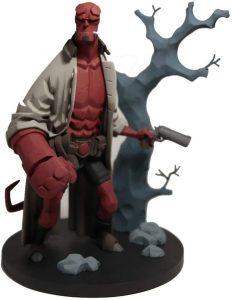 Figura de Hellboy de Fariboles - Muñecos de Hellboy - Figuras coleccionables de Hellboy