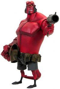 Figura de Hellboy de From Gentle Giant - Muñecos de Hellboy - Figuras coleccionables de Hellboy