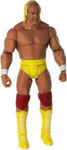 Figura de Hulk Hogan de Mattel 2 - Muñecos de Hulk Hogan - Figuras coleccionables de luchadores de WWE