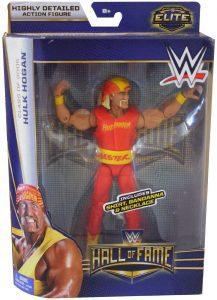 Figura de Hulk Hogan de Mattel 3 - Muñecos de Hulk Hogan - Figuras coleccionables de luchadores de WWE