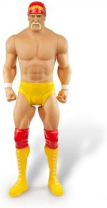 Figura de Hulk Hogan de Mattel 4 - Muñecos de Hulk Hogan - Figuras coleccionables de luchadores de WWE