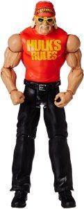 Figura de Hulk Hogan de Mattel 6 - Muñecos de Hulk Hogan - Figuras coleccionables de luchadores de WWE