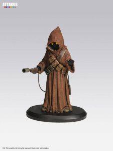 Figura de Jawa de ATTAKUS - Los mejores de Jawas de Star Wars - Figuras coleccionables de Jawa de Star Wars