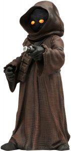 Figura de Jawa de Diamond Select - Los mejores de Jawas de Star Wars - Figuras coleccionables de Jawa de Star Wars