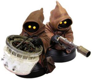 Figura de Jawa de Mini-busto - Los mejores de Jawas de Star Wars - Figuras coleccionables de Jawa de Star Wars