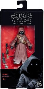 Figura de Jawa de Star Wars The Black Series - Los mejores de Jawas de Star Wars - Figuras coleccionables de Jawa de Star Wars