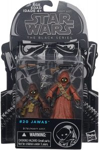 Figura de Jawas de Star Wars The Black Series - Los mejores de Jawas de Star Wars - Figuras coleccionables de Jawa de Star Wars
