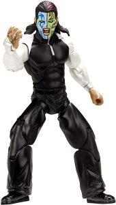 Figura de Jeff Hardy de Jakks Pacific - Muñecos de Jeff Hardy - Figuras coleccionables de luchadores de WWE