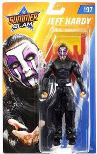 Figura de Jeff Hardy de Mattel 2 - Muñecos de Jeff Hardy - Figuras coleccionables de luchadores de WWE