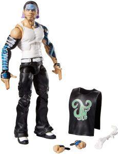 Figura de Jeff Hardy de Mattel 4 - Muñecos de Jeff Hardy - Figuras coleccionables de luchadores de WWE