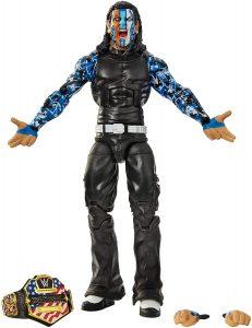 Figura de Jeff Hardy de Mattel - Muñecos de Jeff Hardy - Figuras coleccionables de luchadores de WWE
