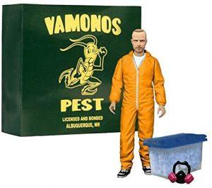 Figura de Jesse Pinkman de Breaking Bad de Mezcotoyz - Muñecos de Breaking Bad - Figuras coleccionables de Breaking Bad