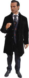 Figura de Jim Moriarty de Big Chief Studios - Muñecos de Sherlock - Figuras coleccionables de Sherlock Holmes