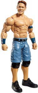 Figura de John Cena de Mattel 2 - Muñecos de John Cena - Figuras coleccionables de luchadores de WWE